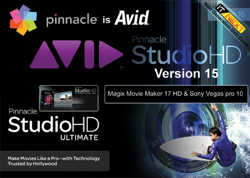 скачать программу pinnacle studio 15